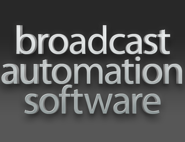 Broadcast Graphics Overlay and Broadcast Automation Software