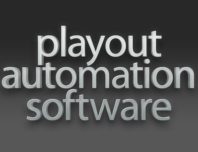 Playout Automation Software